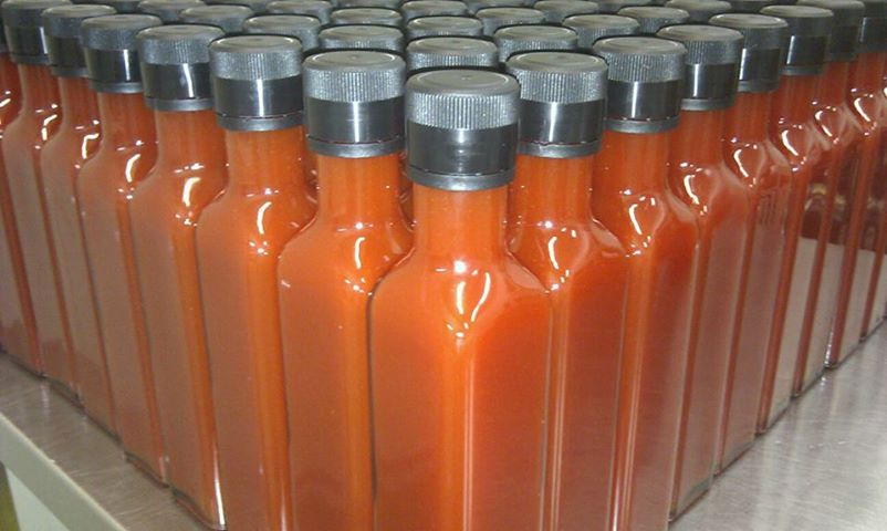 Red Pepper Finishing Vinegar