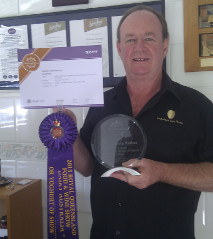 Royal QLD Dairy awards Champion dairy desserts and yoghurts 2015scaled