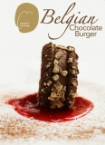 Belgian Chocolate Burger