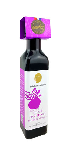 Euro Style Spiced Beetroot Finishing Vinegar