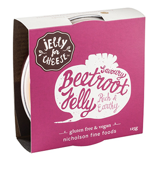 Jelly for Chesse Beetroot
