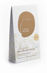 Mousse-White 150gm New pack image