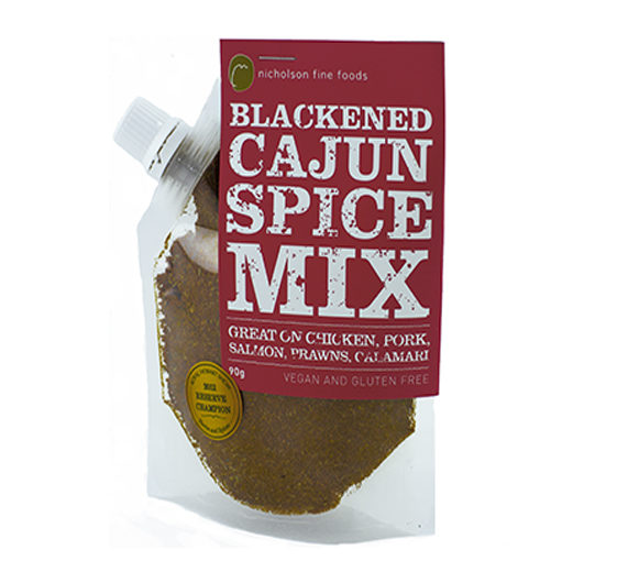 Blackened Cajun Spice Sprinkle