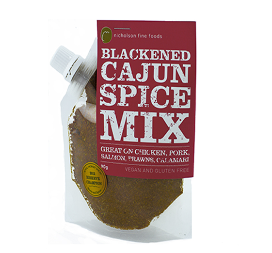 Blackened Cajun Spice Sprinkle