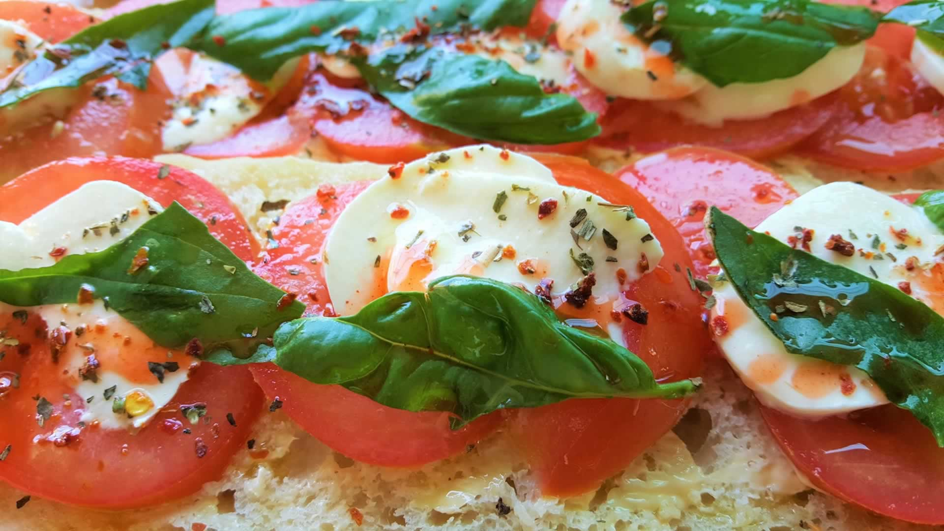 Zesty-Italian-Bruschetta-Seasoning-Sprinkle-with-tomato-bocconcini-and-basil