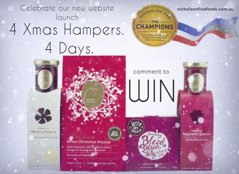 win an xmas hamper