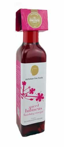 Hibiscus Flower Finishing Vinegar