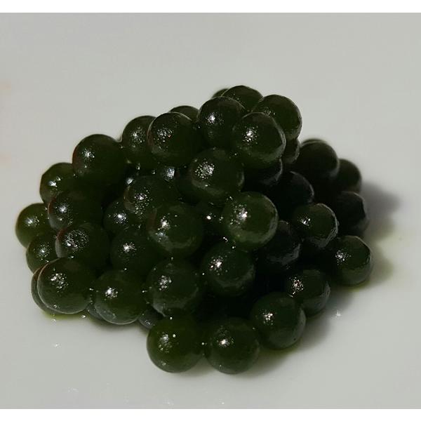 Green Tea Garnishing Pearls