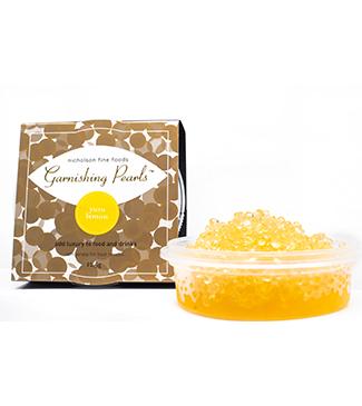 Yuzu Lemon Garnishing Pearls