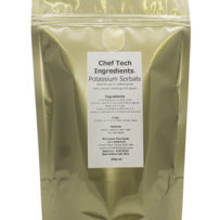 Chef Tech Ingredients Potassium Sorbate